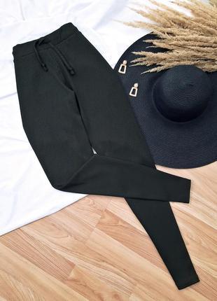 Леггинсы брюки штаны в рубчик цвета хаки primark