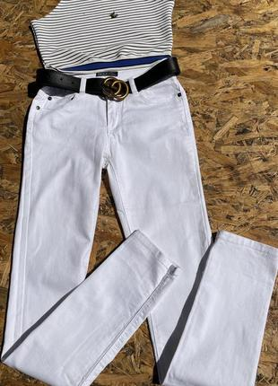 Белые штаны брюки 👖 джинсы 👖