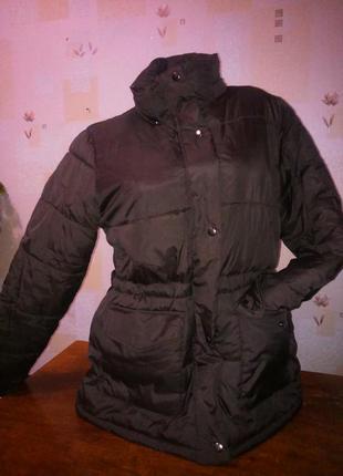 Куртка gina benotti утепленная на холодную осень-весну, размер xl