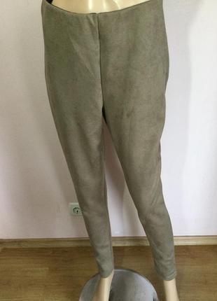 Штаны- легинсы тёплые /l/ brend jean pascale