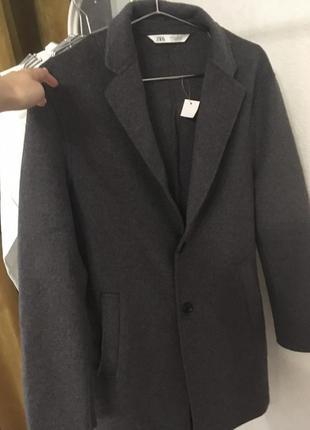 Отлично пальто zara