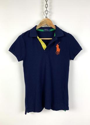 Оригинальное футболка поло polo ralph lauren из новых коллекций