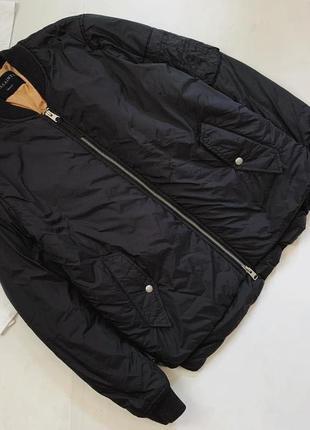 Бомбер куртка люксового бренда allsaints