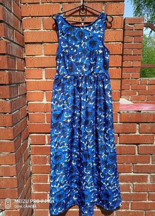 Яркое и легкое сарафан, платье в пол, макси, длинное платье cool cube