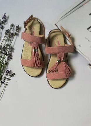 Босоніжки для дівчинки,сандалі, босоножки 29 р