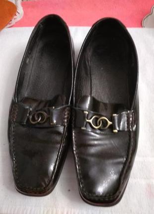 Туфлі шкіряні. (бразілія)
