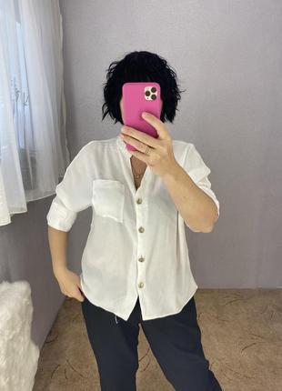 Стильная блуза рубашка