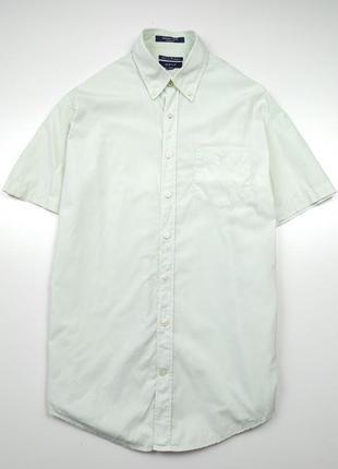 Рубашка короткий рукав gant