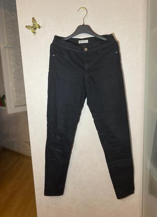 Чёрные женские джинсы calliope