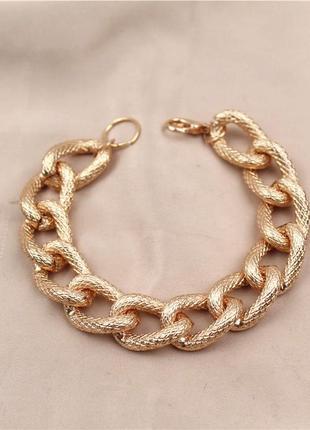 Купить модный браслет цепь на руку цепочка на запястье - тренд бижутерии цепи на руку