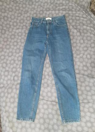 Момы джинсы мом