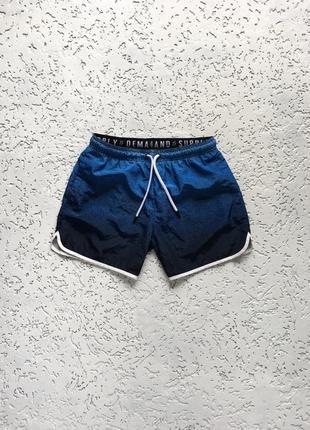 Брендові цікаві чоловічі купальні шорти