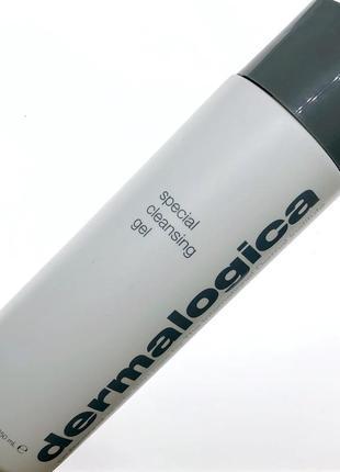 Специальный гель-очиститель dermalogica - special cleansing gel