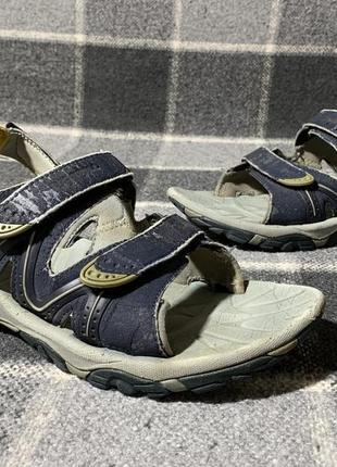 Мужские босоножки (сандалии) merrell (меррел 40рр 26см оригинал разноцветные)