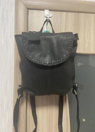 Кожаный рюкзак rowallan