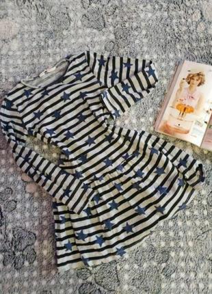 Плаття з натуральної тканини на 5-6 років