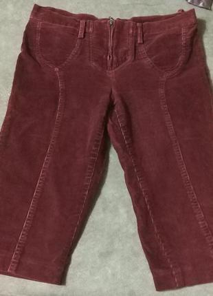 Оригинальные вельветовые шорты, m, l