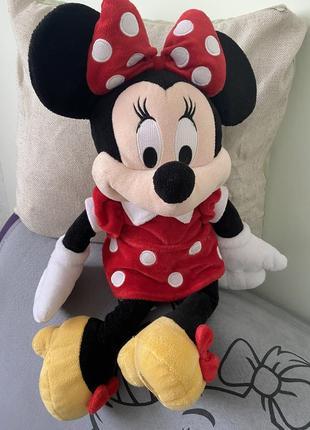 Мягкая игрушка minnie mouse ( минни маус) disney оригинал из канады
