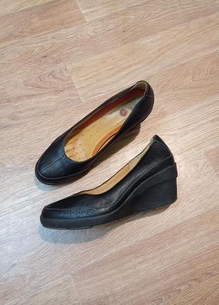 Потрясающие удобные туфли