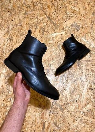 Мужские ботинки от немецкого бренда zign