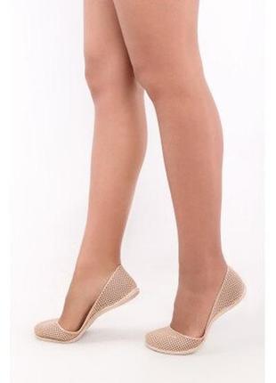 Купить силиконовые балетки in-ox2 фото