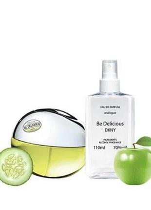 Dkny be delicious, 110мл пластик
