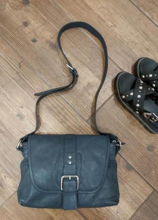 Кожаная сумка кроссбоди hotter2 фото