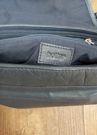 Кожаная сумка кроссбоди hotter6 фото