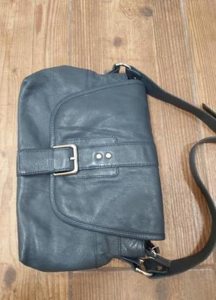 Кожаная сумка кроссбоди hotter7 фото