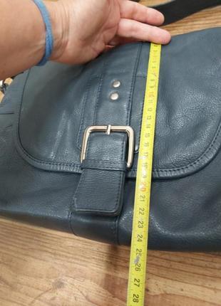 Кожаная сумка кроссбоди hotter9 фото