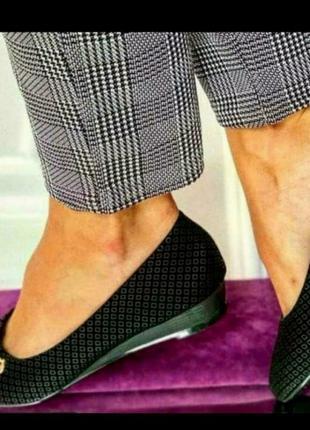 Туфли женские удобные туфельки