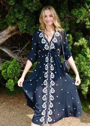 H&m zara asos платье из натуральной ткани zara