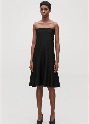 Легендарное платье трансформер wolford пудрового цвета