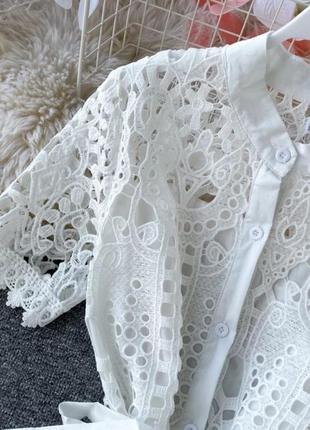 Платье хлопковое5 фото