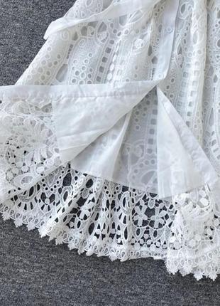 Платье хлопковое8 фото
