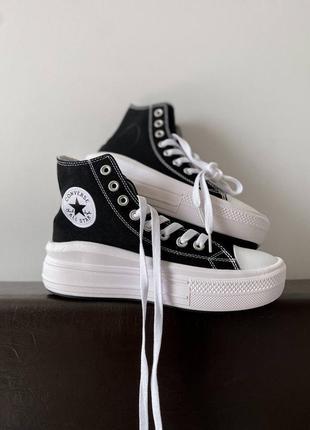 Converse chuck taylor all star movie high top, женские кеды, кроссовки конверс, хайтопы