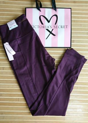 Victorias secret оригинал леггинсы для спорта длина 7/8 incredible essential legging