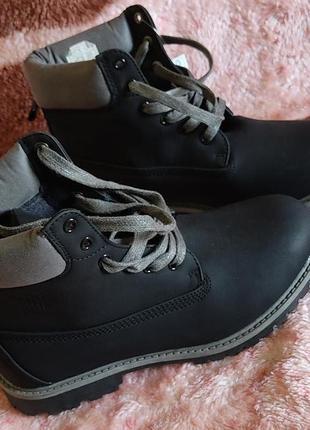 Демисезонні черевики1 фото