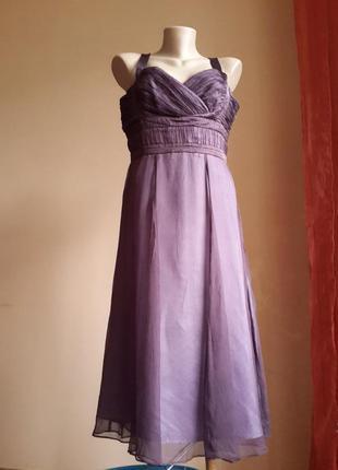 Люкс шикарное платье шелк phase eight британия