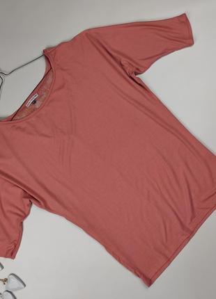 Блуза трикотажная красивая с кружевом bershka m1 фото