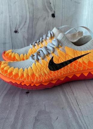 Nike free run кроссовки