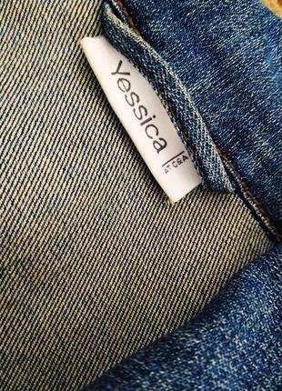 Yessika куртка джинсовая3 фото