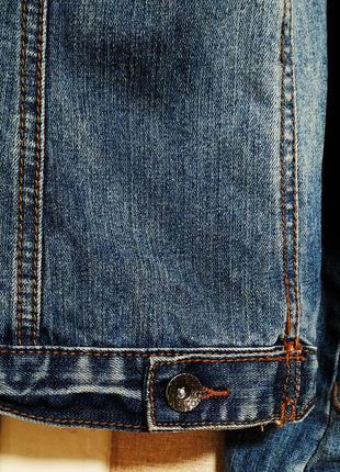 Yessika куртка джинсовая4 фото