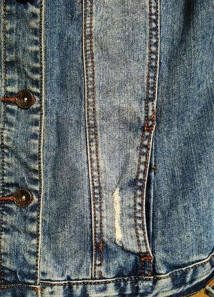 Yessika куртка джинсовая6 фото