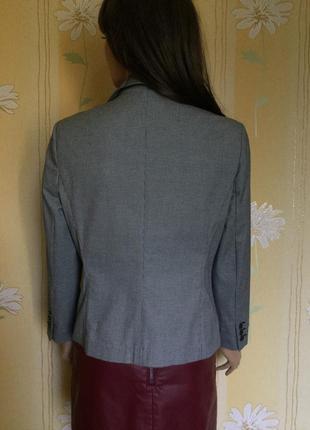 Распродажа!!! пиджак в мелкую клетку gap размер 102 фото