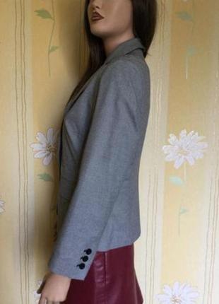 Распродажа!!! пиджак в мелкую клетку gap размер 103 фото