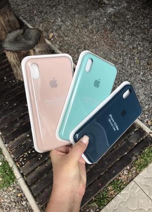 Три чехла на iphone xs max