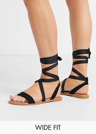 Босоножки сандалии asos