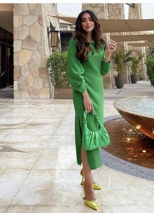 Роскошное платье zara1 фото
