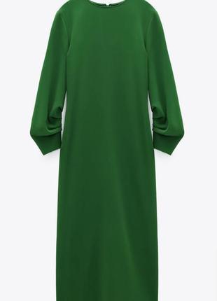 Роскошное платье zara3 фото